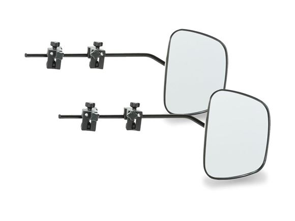 Milenco Grand Aero 3 Towing Mirrors - Flat product image