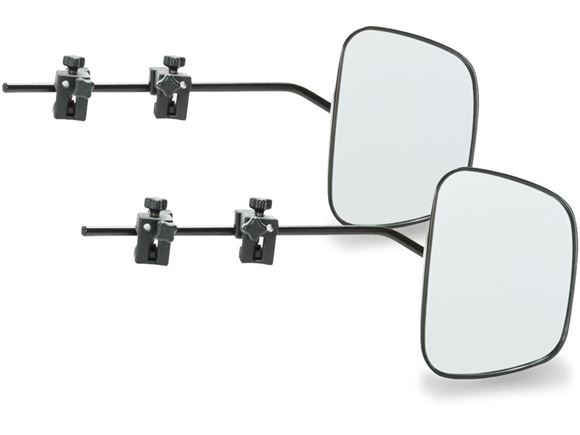 Milenco Grand Aero 3 Towing Mirrors - Convex product image