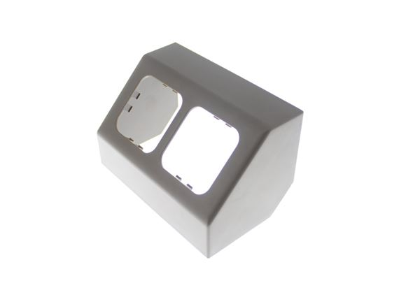 C-Line Double Socket Angled Housing Cover product image