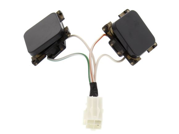C-Line Black Single Touch Switch product image