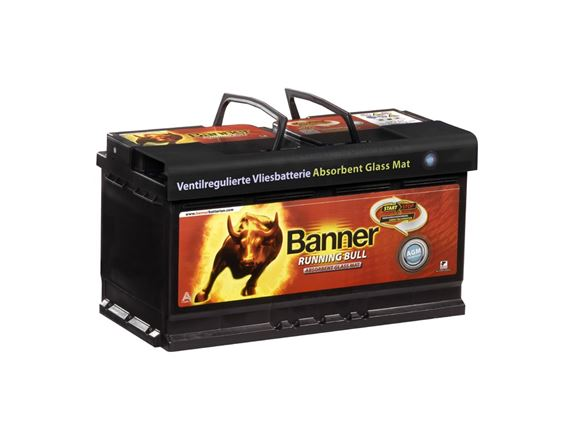 Banner Running Bull Leisure Battery 110ah product image