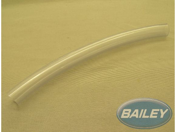 12mm x 15 unreinforced PVC tube clear product image