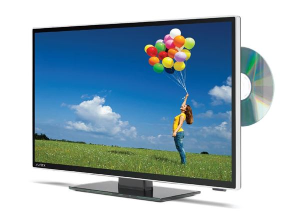 "Avtex 24"" LED HD TV w/ DVD & Satellite L248DRS product image"