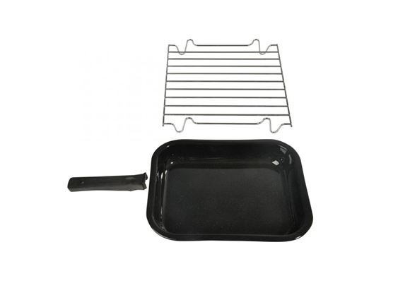Thetford Triplex Cooker Grill Pan Handle & Trivet product image