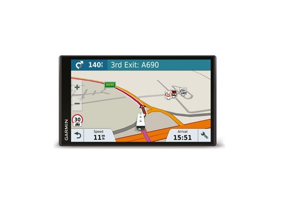 Avtex Tourer One Caravan & Motorhome Club Sat Nav product image