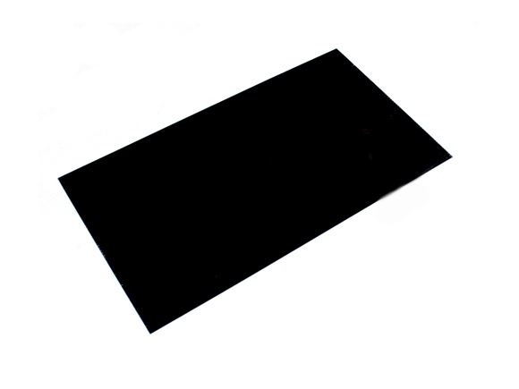 RMD8551 Fridge Panel Ply 908x508mm Black product image