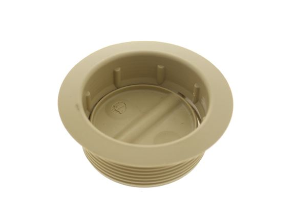 Whale 65mm Flexible Vent Beige product image
