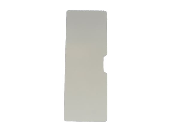 Thetford Flush Door 5 Infill Panel RAL9001 GRP product image