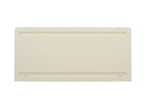 Dometic L300 Fridge Vent Winter Cover RAL9001 product image