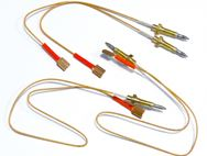 Thetford Thermocouple Kit 2 x 450mm & 2 x 250mm
