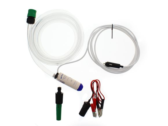 Whale Portable Pump Kit High Flow 12v product image