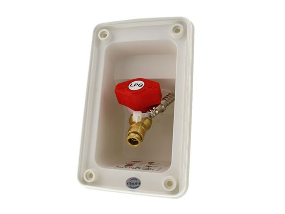 Whale BBQ / Gas Outlet Socket product image
