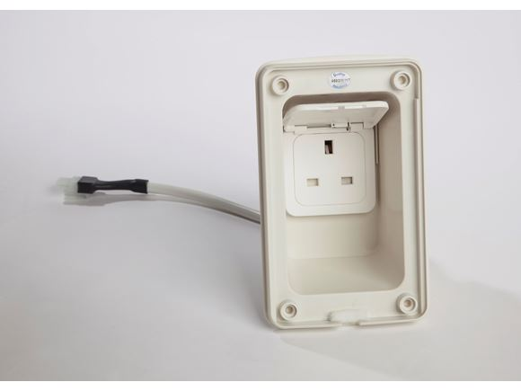 Whale Mains Electric Supply Outlet Socket product image