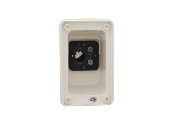 Whale Multimedia Socket (12v, Satellite & TV) product image
