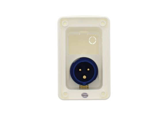 Whale Mains Electric Supply Inlet Socket product image