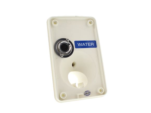 Whale On-Board Tank Fill Socket w/ 12v connection product image