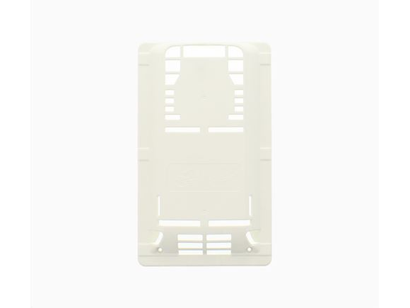 Whale Water Heater MK2 Flue Cover White product image