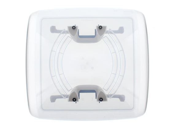 MPK Clear Domed Rooflight 280 x 280 Dome Only product image