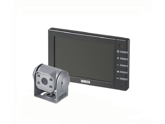 Waeco RVS555 Colour Reversing Camera product image