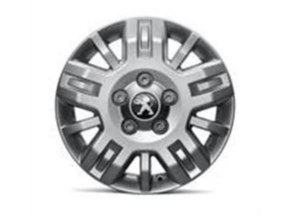 "15""  Peugeot Alloy Wheel Rim product image"