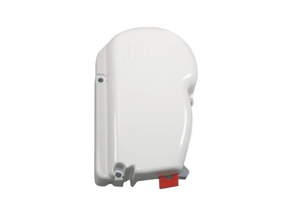 Fiamma F45S L/H Outer End Cap White product image