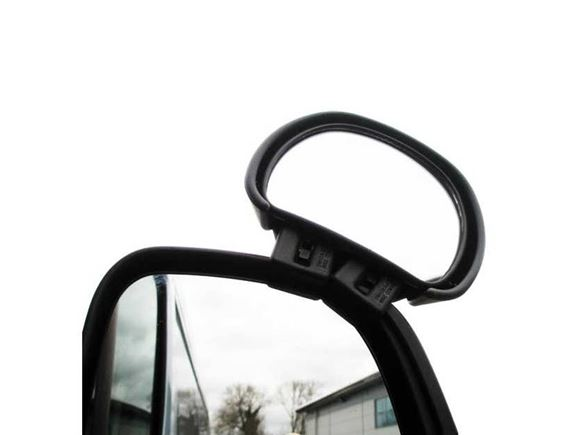 Milenco Aero Blind Spot Mirror - Black product image