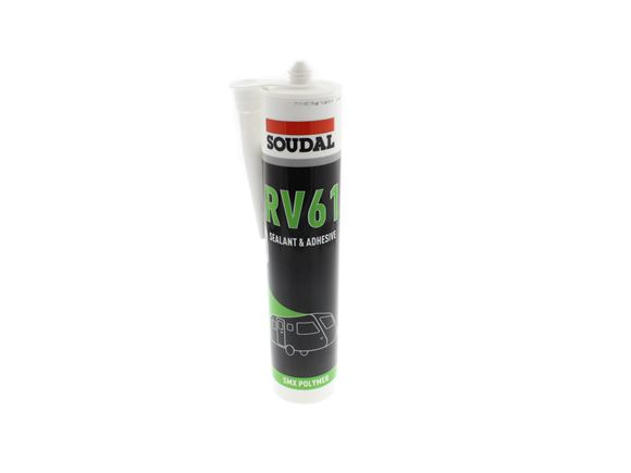 RV61 White Sealant Tube 290ml product image