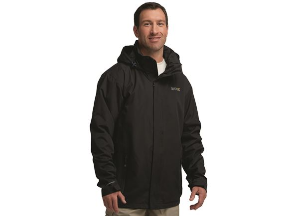 Regatta Matt Mens Waterproof Jacket product image