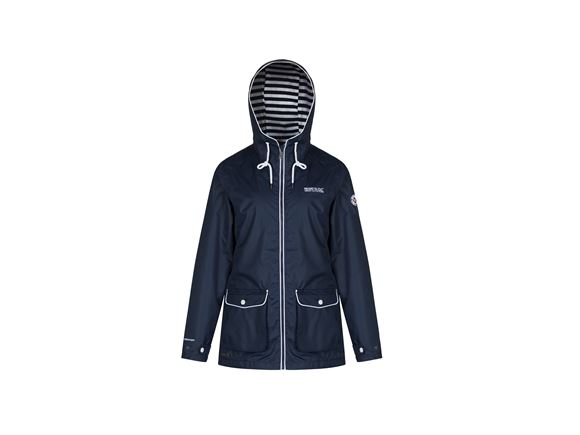 Regatta Bayeur Womens Waterproof Jacket Navy 18 product image