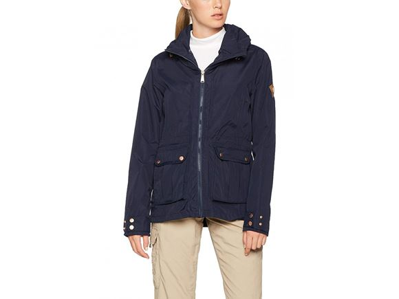 Regatta Nardia Womens Waterproof Jacket Navy 12 product image