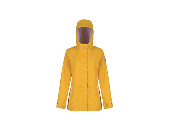 Regatta Bayleigh Womens WProof Jacket Glowlight 12 product image