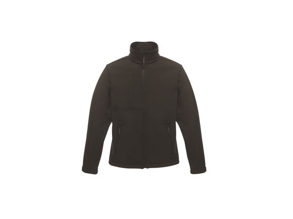 Regatta Octagon II Mens Jacket Black XL product image