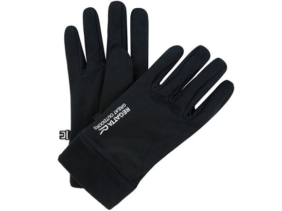 Regatta Mens Xert Extol Gloves Black S product image