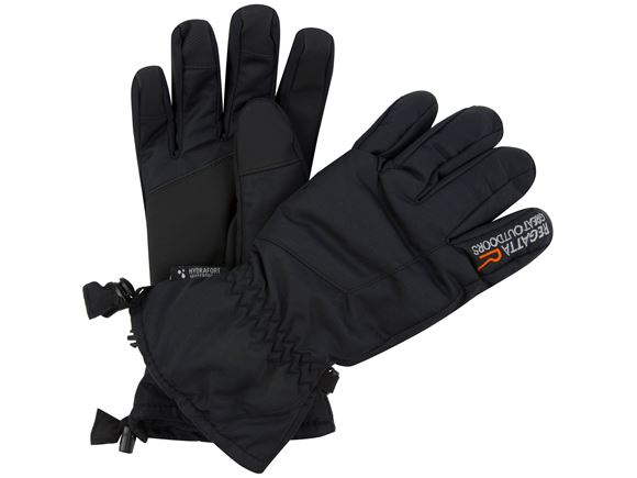 Regatta Mens Transition WP Glove Black L/XL product image