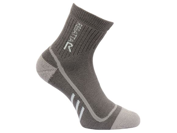 Regatta Womens 3 Season Trek&Trail Sock Grey 6-8 product image