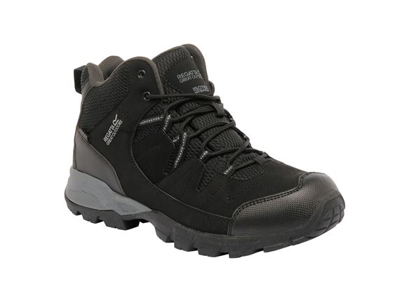 Regatta Holcombe Mid Walking Boots Men's Size 12 product image