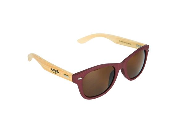 Cool Eyewear Woody Sunglasses - Brown product image