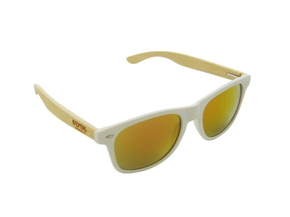 Cool Eyewear Woody Sunglasses - White product image