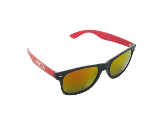 Cool Eyewear Rincon Sunglasses - Black/Red product image