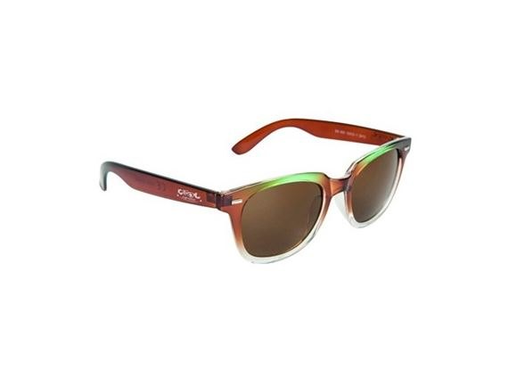 Cool Eyewear Bleach Sunglasses - Brown/Clear product image