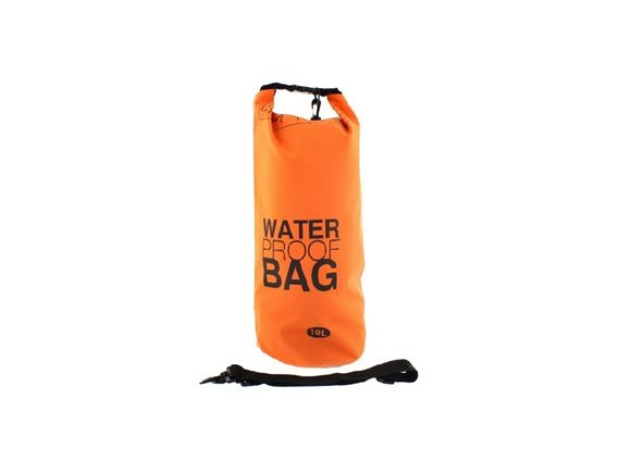 PRIMA 10L Waterproof Bag - Orange product image