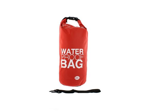 PRIMA 20L Waterproof Bag - Red product image