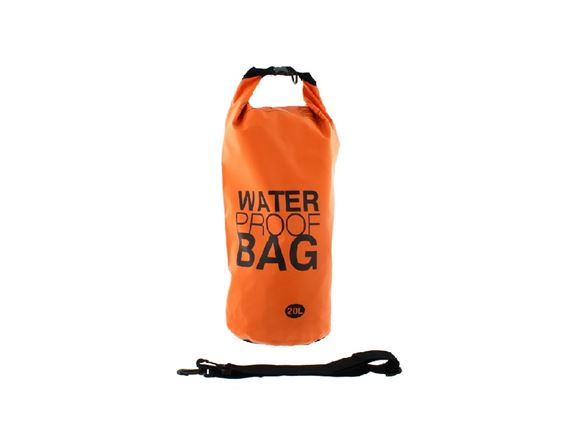PRIMA 20L Waterproof Bag - Orange product image
