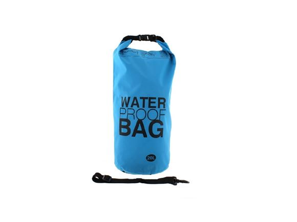 PRIMA 20L Waterproof Bag - Light Blue product image