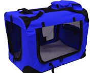 PRIMA Blue Dog Carrier Medium 60x42x42cm