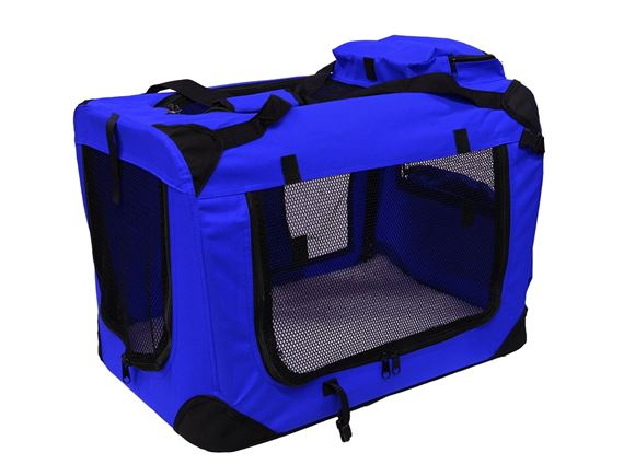 PRIMA Blue Dog Carrier Medium 60x42x42cm product image