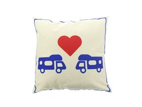 PRIMA I Love My Motorhome Scatter Cushion 40x40cm product image