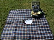 PRIMA Waterproof Picnic Blanket 130x150cm - Blue