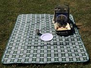 PRIMA Waterproof Picnic Blanket 130x150cm - Green