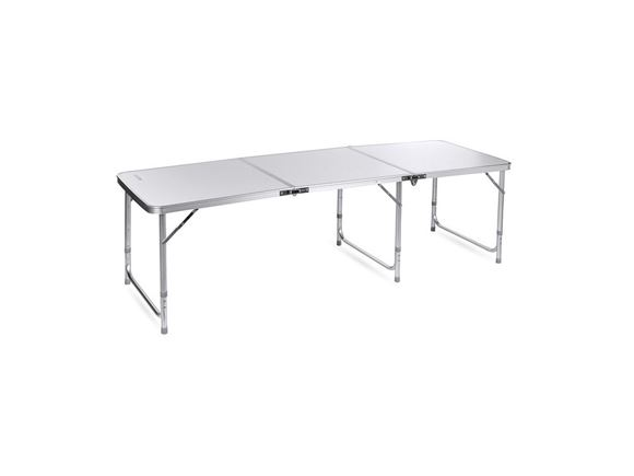 PRIMA 6ft Portable Folding Camping Table, White product image